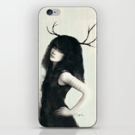 Zooey iPhone Skin