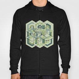 Hexagons #01 Hoody