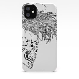 Death is New Punk iPhone Case