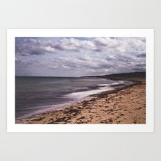 Winterton Art Print