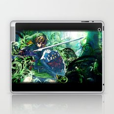 The Lost Woods Laptop & iPad Skin