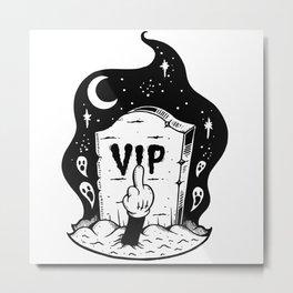 VIP Metal Print