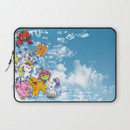 Digimon Adventure Partners Laptop Sleeve