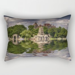 Boldt Castle - Thousand Islands Rectangular Pillow