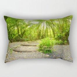 Nature Panorama Rectangular Pillow
