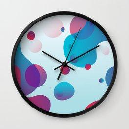 H2O Wall Clock