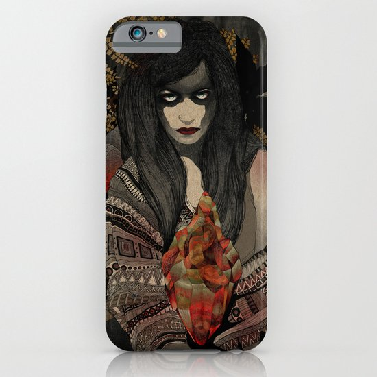 The Keepers - Red Pulse iPhone & iPod Case
