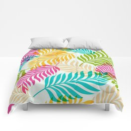 Leaf lettuce Comforters