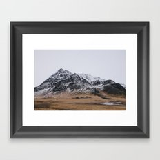 ICELAND XIII Framed Art Print