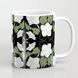 Moonflowers Coffee Mug