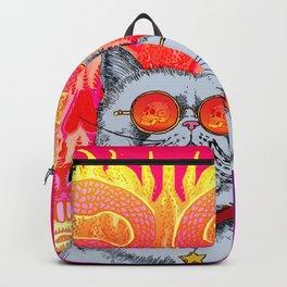 Natural Born Kittens Backpack