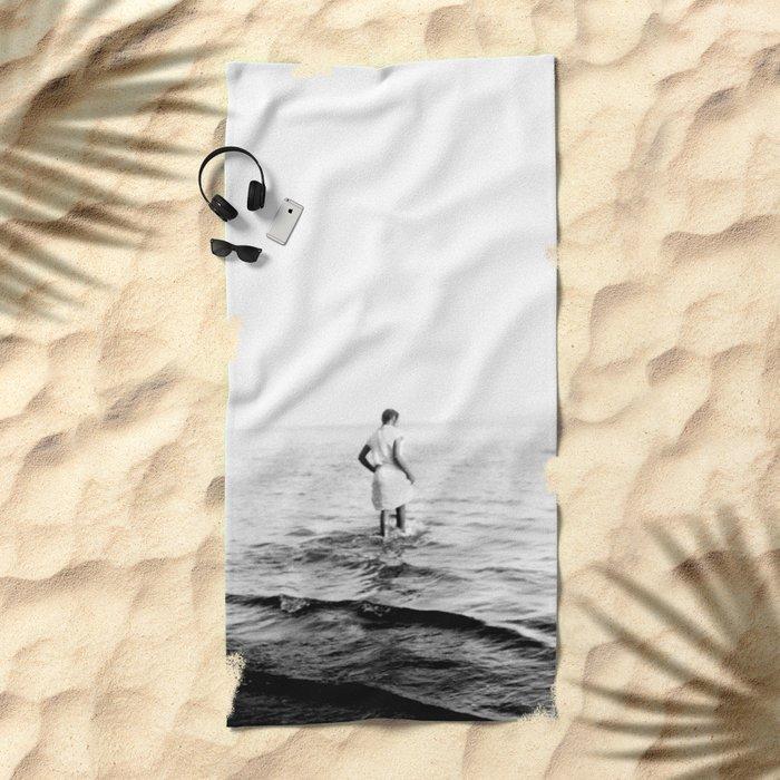 89 Beach Towel