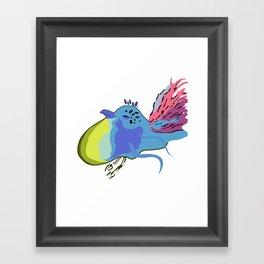 COLORBIRD Framed Art Print