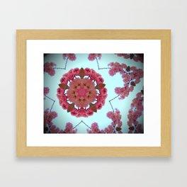 Blossom K4 Framed Art Print