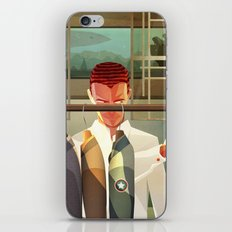 Norm! iPhone & iPod Skin