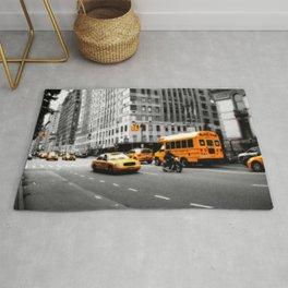 New York Streets Rug