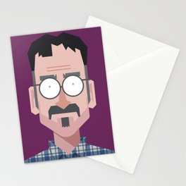 Comics of Comedy: Marc Maron Stationery Cards