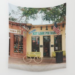 The Original Key Lime Pie Bakery Wall Tapestry