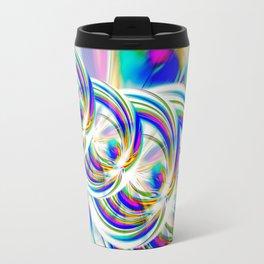 Abstract Perfection 22 Travel Mug