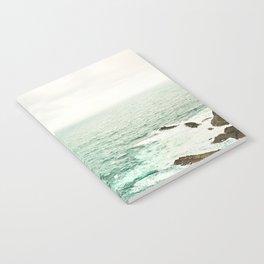 Atlantic Ocean views from the Kerry Cliffs Notebook