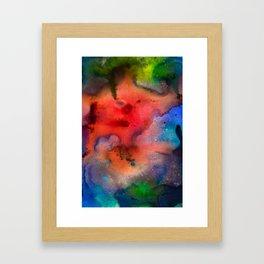 "Kool Aid Man ""Oh, Yeah!"" Framed Art Print"