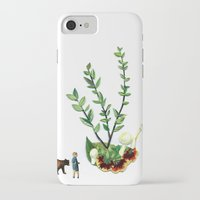 guardians iPhone & iPod Cases featuring Guardians  by Ben Giles