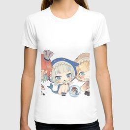 Takanashi Kiara Chibi T-shirt