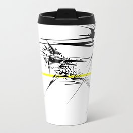 Holy Weapon // (Glitch Owl) Travel Mug