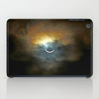 discount iPad Cases featuring Solar Eclipse 2 by Aaron Carberry