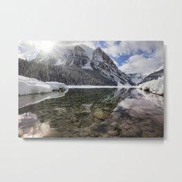 Lake Louise Metal Print
