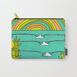 pineapple fields and endless summer vibes Carry-All Pouch