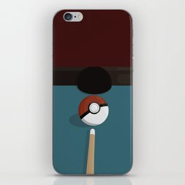 8 (Poke)ball Pool! iPhone Skin