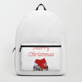 Christmas Sulcata Backpack