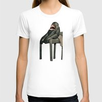 monkey island T-shirts featuring Monkey by Fabio D'Amato