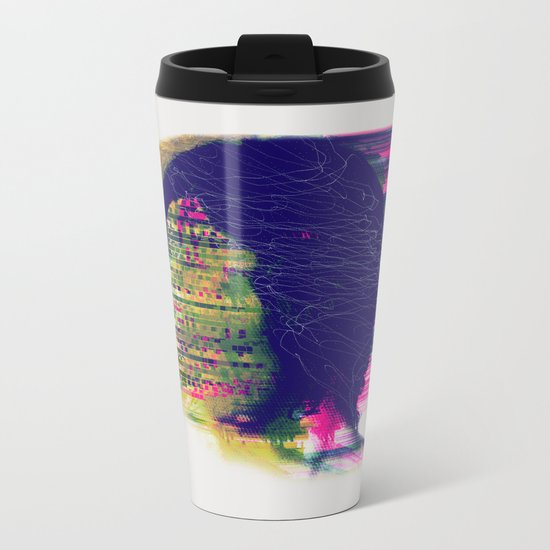 nude Metal Travel Mug