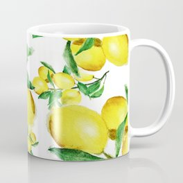 lemon Coffee Mug