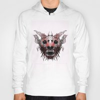 beast Hoodies featuring Beast by WES EXOTIC IMAGERY