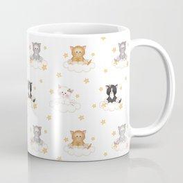 Cat Kitten Baby Girl Nursery Room Decor Coffee Mug