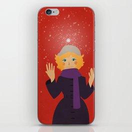 Winter time! iPhone Skin
