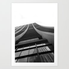 Chicago 01 Art Print