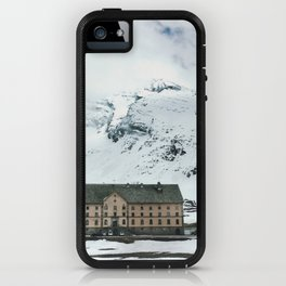 Alpine Hospice iPhone Case