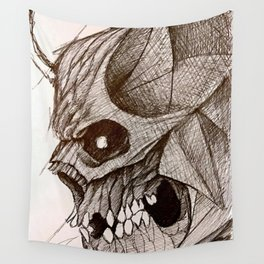 Dark Night Wall Tapestry