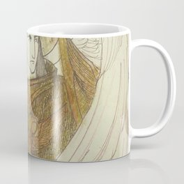 God emperor of mankind Coffee Mug