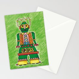daz-bot by Nettwork2Design - nettie heron-middleton Stationery Cards