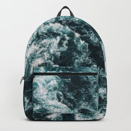 Green Seas, Yes Please Backpack