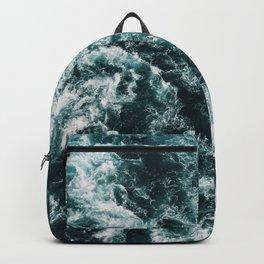 Green Seas, Yes Please Backpack
