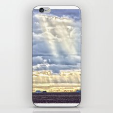 Countryside Rays of Light iPhone & iPod Skin