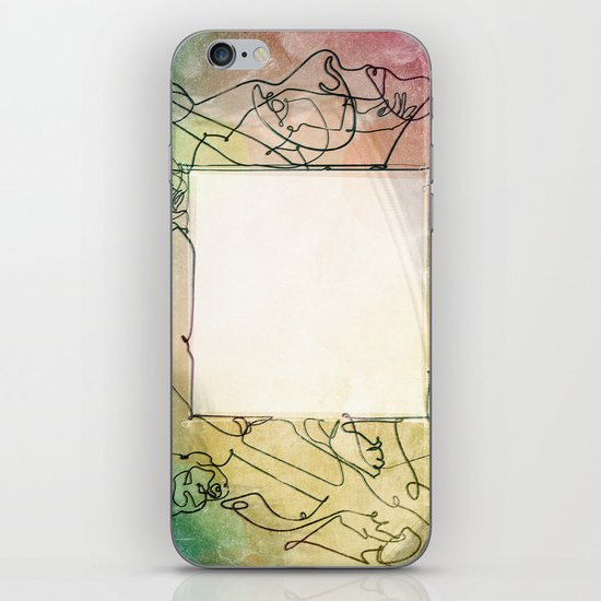 """The Next Day"" by Pantheonicon iPhone & iPod Skin"