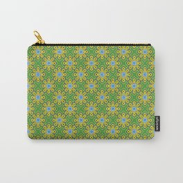 Pattern of valuably water ... Carry-All Pouch