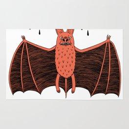 No Guts No Glory - Bat Rug